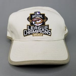 iamondbacks New Era 01 League Champs Baseball Hat